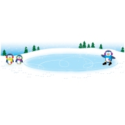 PENGUINS-ICE SHOW