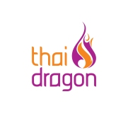 THAI DRAGON LOGO